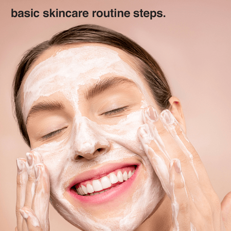 basic skincare routine steps